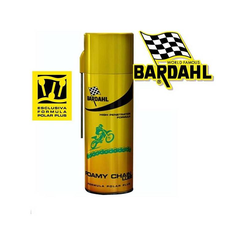 BARDAHL FOAMY CHAIN LUBE OFF ROAD