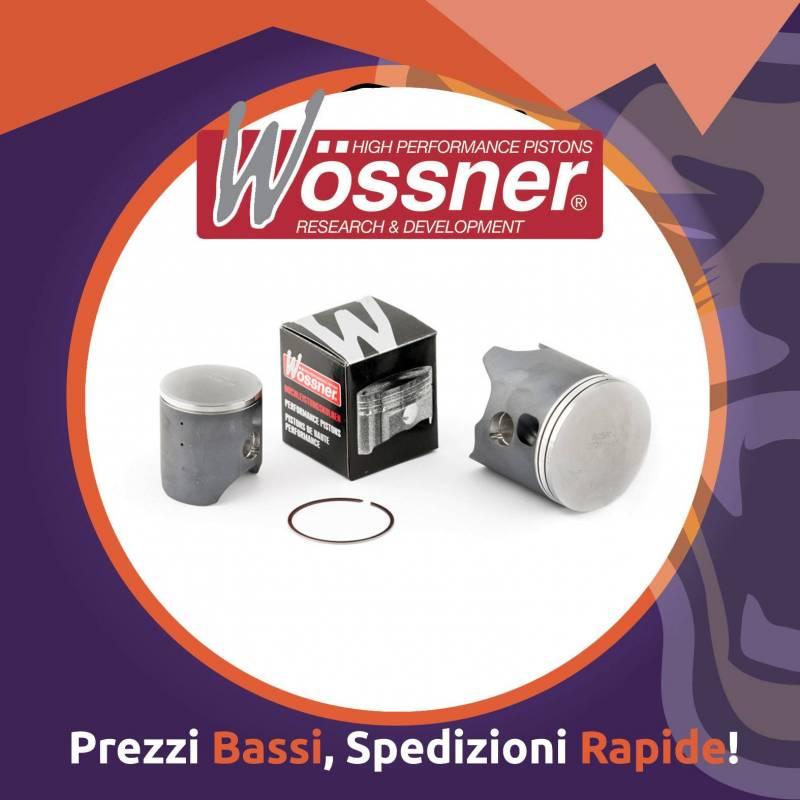Pistone Wossner per APRILIA 125 RS 1 fascia diam. 53,97