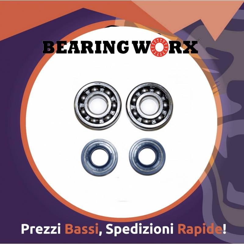 Cuscinetto Bearing Worx per HUSQVARNA 125 TE dal 2014 al 2015