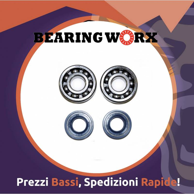 Cuscinetto Bearing Worx per KTM 65 SX dal 2009 al 2015