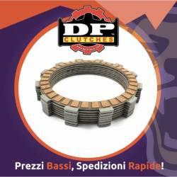 KIT dischi in sughero DP per SUZUKI DRZ 400 E dal 2000 al 2008 - Ricambio Motocross